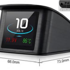 Afisaj turatie , consum Calculator auto universal cu mufa OBD AF-050320-18