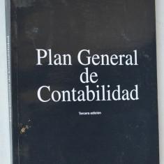 Plan GENERAL DE CONTABILIDAD  - 2000