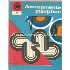 Amuzamente Stiintifice - Claudiu Voda, Nicolae Predescu