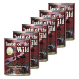 Cumpara ieftin Conservă TASTE OF THE WILD Southwest Canyon Canine - 6 x 390g