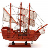 Corabie din lemn, Corabia bogatiei mare
