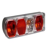 Lampa auto Carpoint pentru remorca partea stanga cu 5 functii , 12V , 220x100mm , 1 buc. Kft Auto, Polcar
