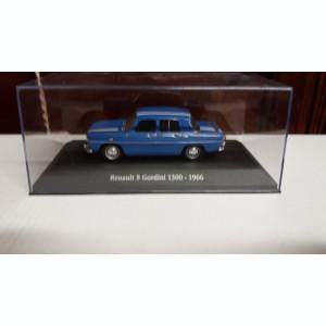 macheta renault 8 gordini 1300- 1966 - atlas, scara 1/43, noua.