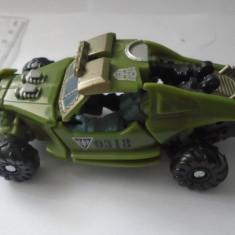bnk jc Hasbro Tomy Transformers - masina militara