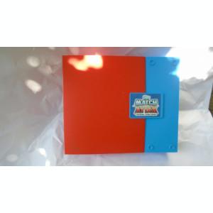 bnk jc Album Match Attax + cartonase