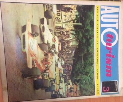 AUTOTURISM  Nr 3  Anul  1972 foto