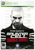 Joc XBOX 360 Tom Clancy's Splinter Cell - Double agent