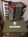 Acordeon Hohner Junior 48 basi Nou in cutia originala adus din Germania