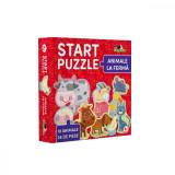 Cumpara ieftin Start Puzzle Noriel - Animale la ferma