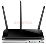 Router Wireless D-Link DWR-953, Gigabit, Dual Band, 750 Mbps, 4G, 3 Antene Externe
