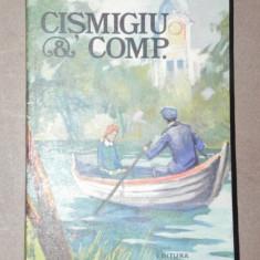 CISMIGIU & COMP de GRIGORE BAJENARU BUCURESTI 1978