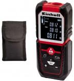 Telemetru cu laser Einhell TC-LD 50, max. 50 m, precizie +/- 2 mm/m, LCD, laser type II