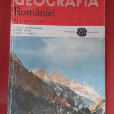 GEOGRAFIA ROMANIEI CLASA A VIII A - GIURCANENU ,MUSAT ,GHICA, Clasa 8, Geografie