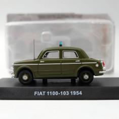 Macheta Fiat 1100-103 1954  CARABINIERI scara 1:43