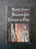 RUDOLF STEINER - BHAGAVAD-GITA SI EPISTOLELE LUI PAVEL