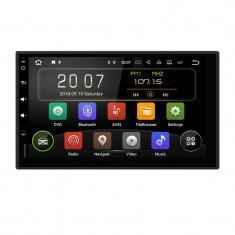 Navigatie Gps Android VW Golf 4 Passat B5 B5.5 Bora Polo Transporter T5 Sharan , Internet , 4G , Aplicatii , Waze , Wi Fi , Usb , Bluetooth , Mirror