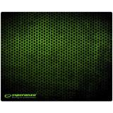 Mouse pad gaming, 25 x 20 cm, Verde, ESPERANZA
