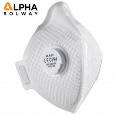 Alpha Solway (alphamesh A-series), masca protectie cu supapa FFP1(x20 bucati)