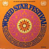 Vinil Various – World Star Festival (-VG)