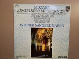 Mozart – Orgue Solo Messe kv 259 ….(1978/Philips/RFG) - VINIL/ca Nou (NM+)