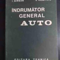 Indrumator General Auto - I. Birsan V. Dumitru ,542006