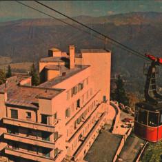 "CPI B12408 CARTE POSTALA - SINAIA. HOTEL ALPIN ""COTA 1400"""