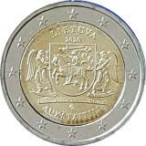 NOU - Lituania moneda comemorativa 2 euro 2020 - Aukstaitija - UNC, Europa