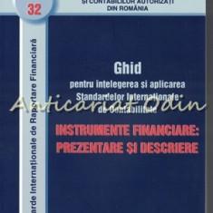 Instrumente Financiare: Prezentare Si Descriere