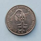 AFRICA  DE  VEST  -  100 Francs 2001