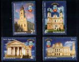Romania 2013, LP 1991, Oradea - 900 de ani, seria, MNH! LP 24,30 lei, Arhitectura, Nestampilat