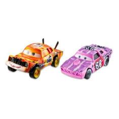 Masinute Disney Cars 3 Taligate si Pushover