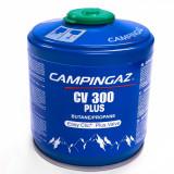 Cartuş gaz cu valvă CV 300+ pentru arzător cu valvă (240 g), Campingaz