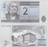 Estonia 5 Krooni 2007 UNC