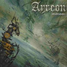 Ayreon 1011001reissue (2cd)