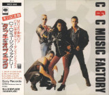 CD C & C Music Factory – Just A Touch Of Love, original