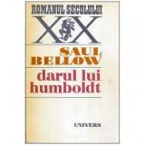 Darul lui Humboldt, Saul Bellow