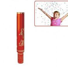 Tun Confetti pentru petreceri Party Popper 39cm