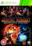Mortal Kombat Komplete Edition XB360, Actiune, 18+