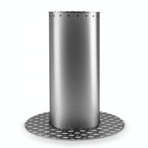 Stalp retractabil acces auto H-570 mm - MOTORLINE