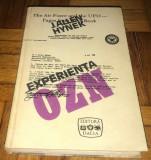 J. Allen Hynek - Experienta OZN Proiectul Blue Book