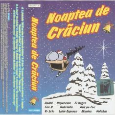 Caseta Noaptea De Crăciun, originala