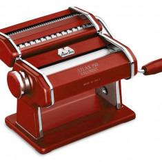 Masina de taitei Atlas - Marcato rosu Handy KitchenServ