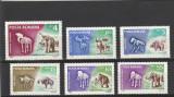 Romania ,animale preistorice,nr lista 641.