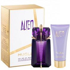 Mugler Alien EDP Set 60+100 pentru femei