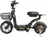 Bicicleta electrica, Scuter, Fara Permis, Cu Pedale, Voltarom SM - 220 W, autonomie 55 km