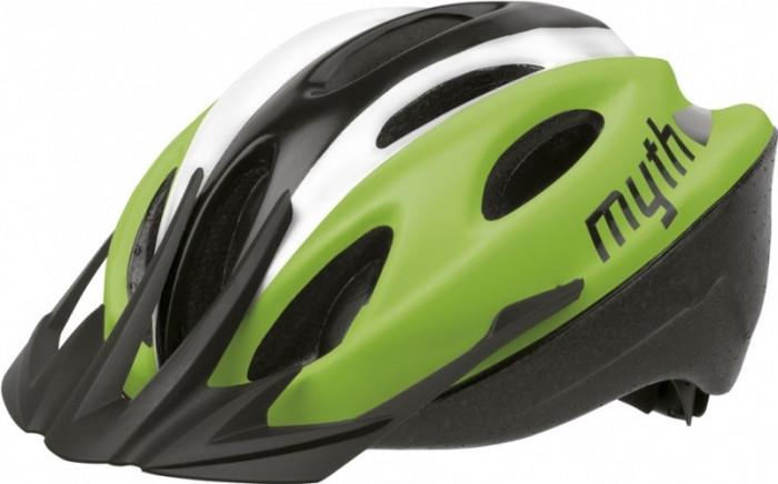 Casca protectie Mtb Polisport Myth R verde neagra