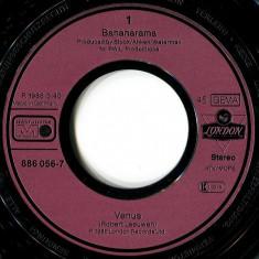 """Bananarama - Venus (1985, Metronome) Disc vinil single 7"""""""
