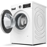 Masina de spalat rufe Bosch WAV28KH1BY, 9 kg, 1400 RPM, Clasa A, i-DOS, EcoSilence Drive, Home Connect, Alb