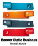 Banner Reclama Statica Business