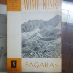 Colecția Munții Noștri, Făgăraș, Nr. 3